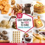 Easy Recipes For Kids To Make – Texanerin Baking – Easy Recipes For Kids