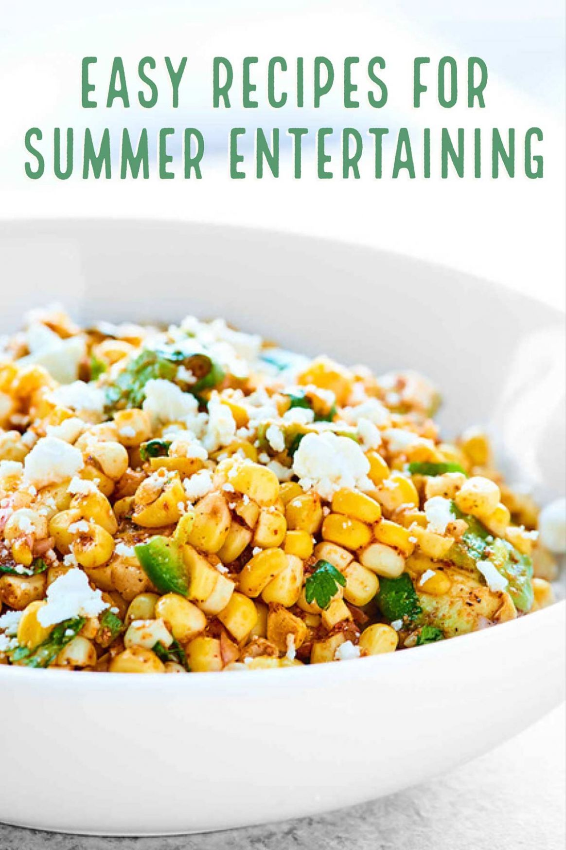 Easy Recipes for Summer Entertaining - Show Me the Yummy - Recipes Summer Entertaining