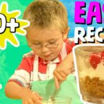 Easy Recipes Kids Will Love! | Tasty Cooking Recipes For Kids – Easy Recipes For Kids