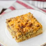 Easy Sausage Breakfast Casserole – 12 Minutes To Prep! (+VIDEO) – Recipes Egg Casserole With Sausage