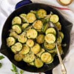 Easy Sautéed Zucchini With Parmesan – Dinner Recipes With Zucchini And Squash