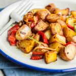 Easy Skillet Fried Potatoes – Potato Recipes On Stove Top
