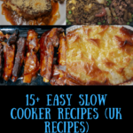 Easy Slow Cooker Recipes (UK Recipes) | Slow Cooker Recipes Uk ..