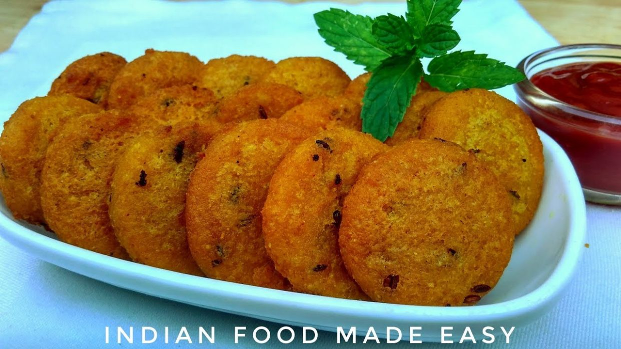 Easy Snacks Recipe in Hindi by Indian Food Made Easy - Food Recipes Hindi