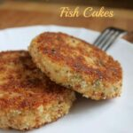 Easy, Step By Step Potato And Salmon Fish Cakes – Christina's Cucina – Recipes Fish Cakes Salmon