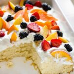 Easy Summer Cake With Fruit & Cream – Recipes Easy Summer Desserts