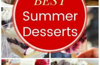 Easy Summer Desserts for Any Occasion - Cupcakes & Kale Chips