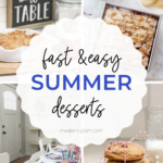 Easy Summer Desserts For Parties – Modern Glam – Recipes Easy Summer Desserts