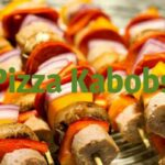 Easy To Make Pizza Kabobs (Kids Recipes) – Recipes Pizza Skewers