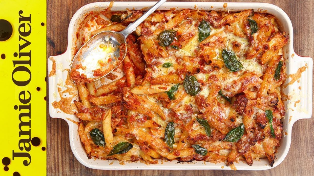 Easy Tuna Pasta Bake | KerryAnn Dunlop - Recipes Pasta Tuna Bake