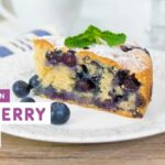 Easy Vegan Blueberry Cake – Vegan Dessert Recipes Quick