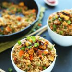 Easy Vegan Fried Rice – Simple Recipes Of Rice
