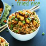 Easy Vegan Fried Rice – Vegan Recipes Quick