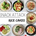 EASY VEGAN SNACKS » For After School & Work (rice Cakes Part 12) – Recipes With Quaker Rice Cakes