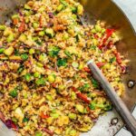 Easy Vegetable Fried Rice – Rice Recipes Veg