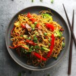 Easy Vegetable Lo Mein – Recipes Vegetable Lo Mein