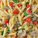 Easy Vegetarian Penne Pasta Recipe