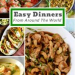 Easy Weeknight Meals | Dinner recipes, Dinner, Slow cooker chicken ...