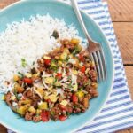 Easy Zucchini & Ground Beef Dinner – The Fountain Avenue Kitchen – Recipes With Ground Beef Zucchini And Squash