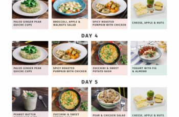 Eat Seasonal: Healthy, Winter Meal Ideas | 12fit