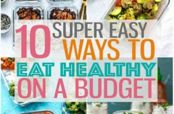Eating Healthy on a Budget + 9 Cheap Dinner Ideas - The Girl on Bloor