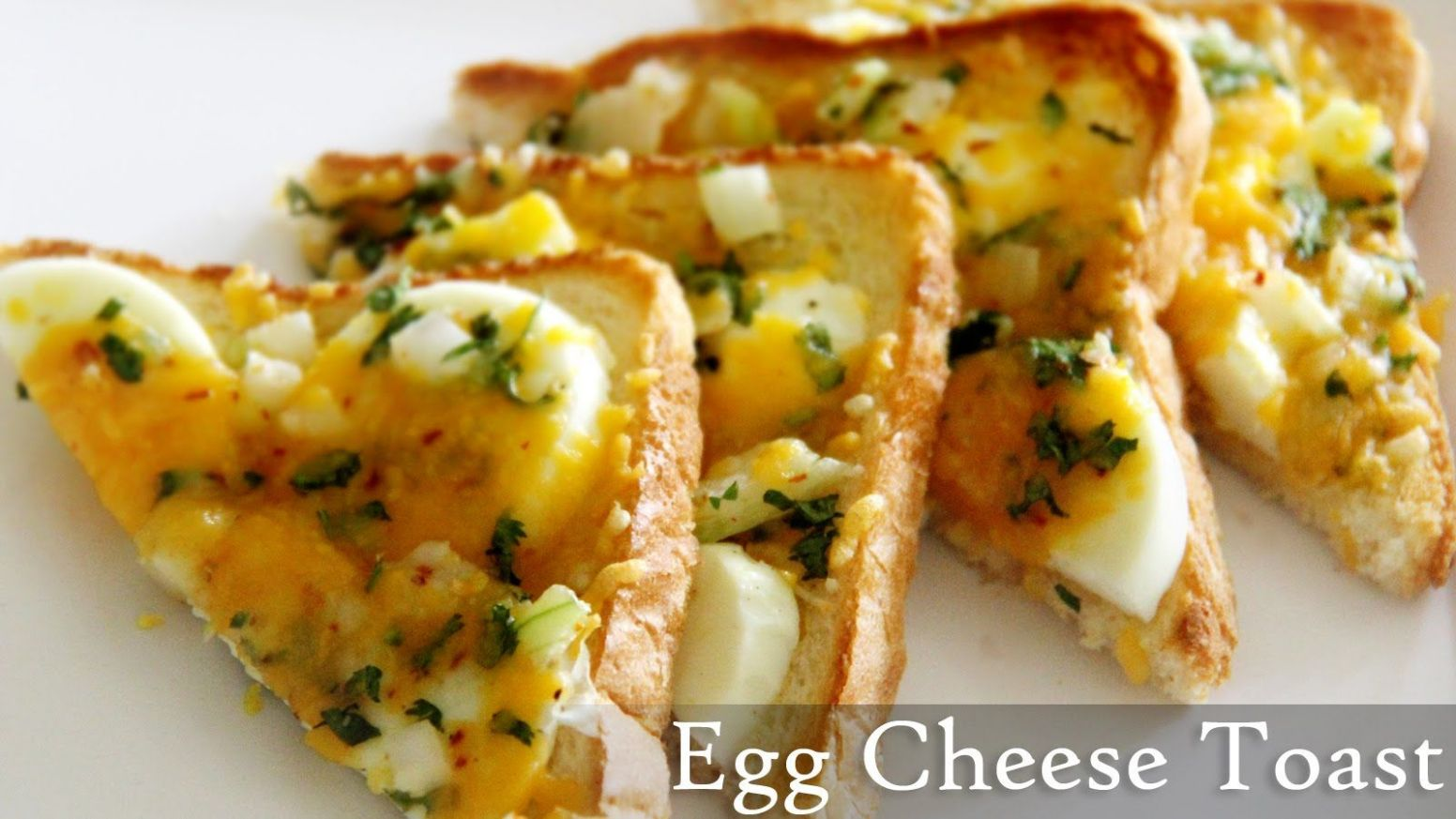 Egg Cheese Toast Recipe | Quick Toast Recipes- Indian Easy Egg ..