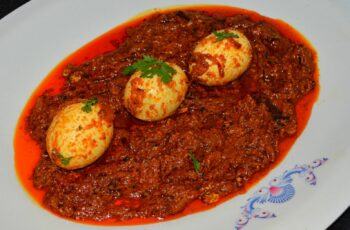 EGG CURRY RECIPE ( IN ENGLISH )