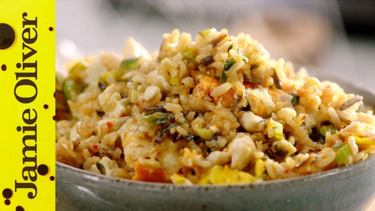 Egg Fried Rice | Jamie Oliver - Rice Recipes Jamie Oliver