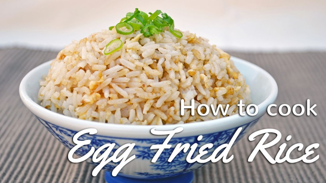 Egg Fried Rice - Recipes Egg Fried Rice