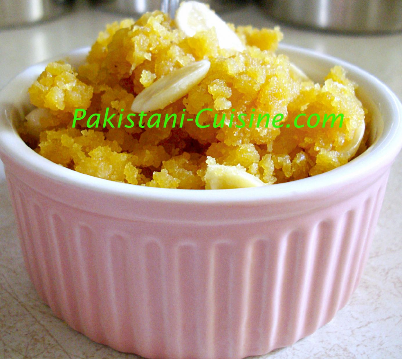 Egg Halwa - Pakistani Cuisine - Recipe Egg Halwa