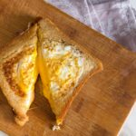 Egg In A Hole Grilled Cheese Sandwich Recipe – Recipe Egg Bread