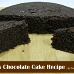 Eggless Chocolate Cake Recipe In Hindi By Cooking With Smita This ..