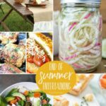 End Of Summer Entertaining | Summer Dinner Party Menu, Food ..