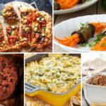 Enjoy A 12 Course Vegetarian Christmas Dinner Menu By Archana's Kitchen – Vegetable Recipes For Xmas Dinner