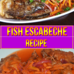 Escabeche – Recipe Fish Escabeche