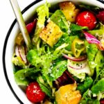 Everyday Italian Salad | Gimme Some Oven – Salad Recipes Quick And Easy