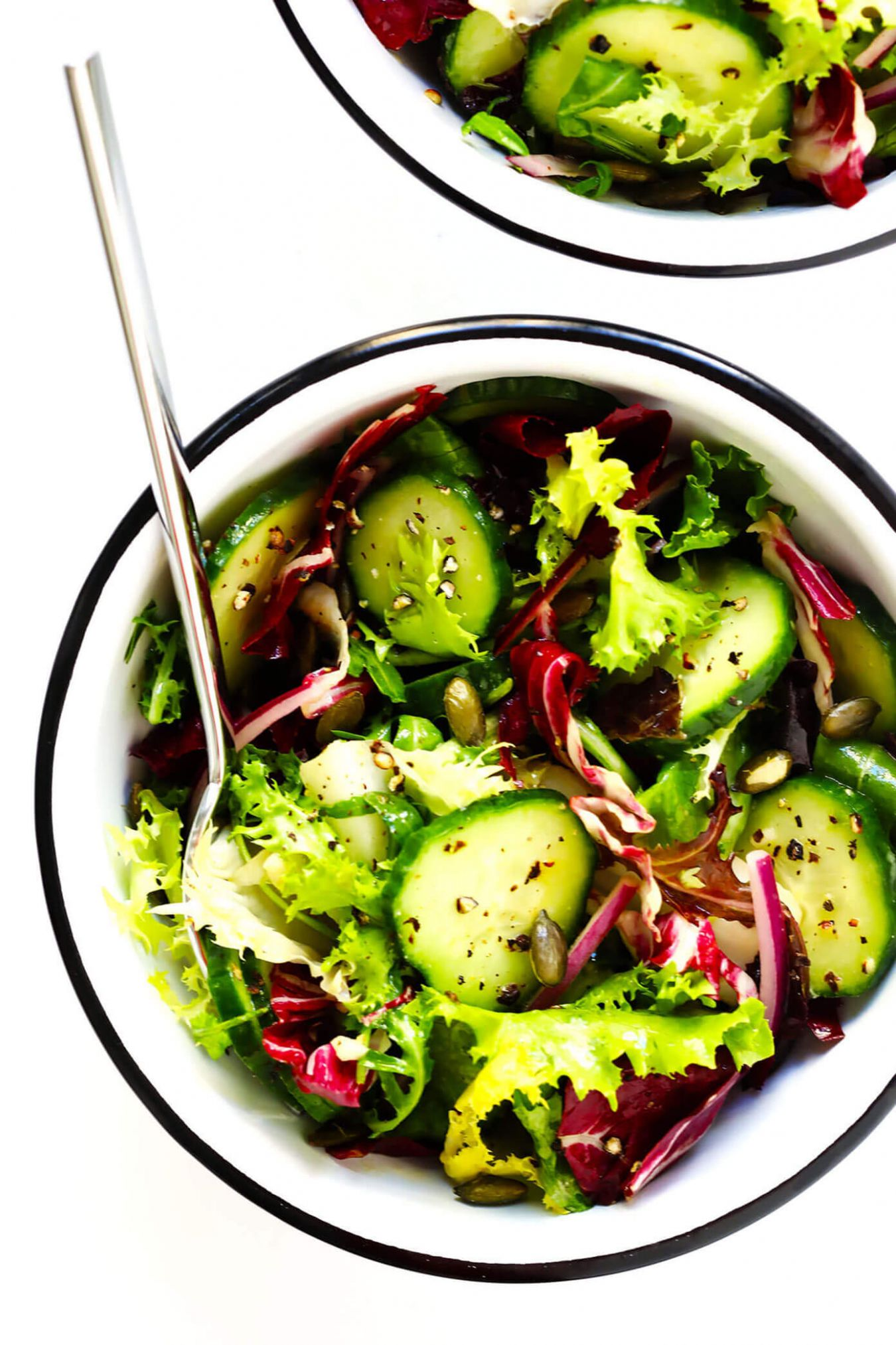 Everyday Salad | Gimme Some Oven - Salad Recipes You Can Make The Day Before