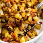Famous Crispy Potato Casserole – Potato Recipes Dinner