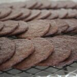 Famous(ly Expensive) Chocolate Wafers – Scratchin' It – Recipe Chocolate Wafers