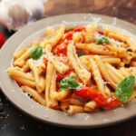 Fast And Easy Pasta With Blistered Cherry Tomato Sauce Recipe – Recipes Pasta Dishes