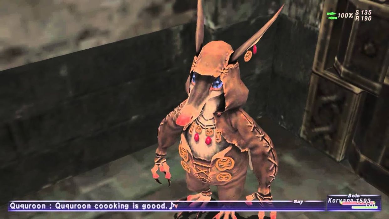 «FFXI-Movie» Cook-a-Roon? - Cooking Recipes Ffxi