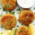 Fish Cakes With Quick Lemon Tartare Sauce – Recipes Fish Cakes