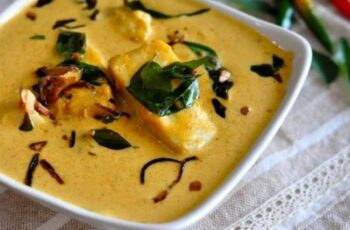 Fish Curry ( Creamy Coconut Milk Fish Curry)
