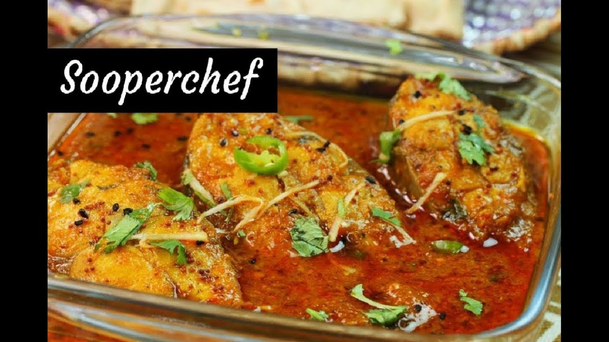 Fish Curry Recipe By SooperChef - Urdu Recipes Fish Ka Salan