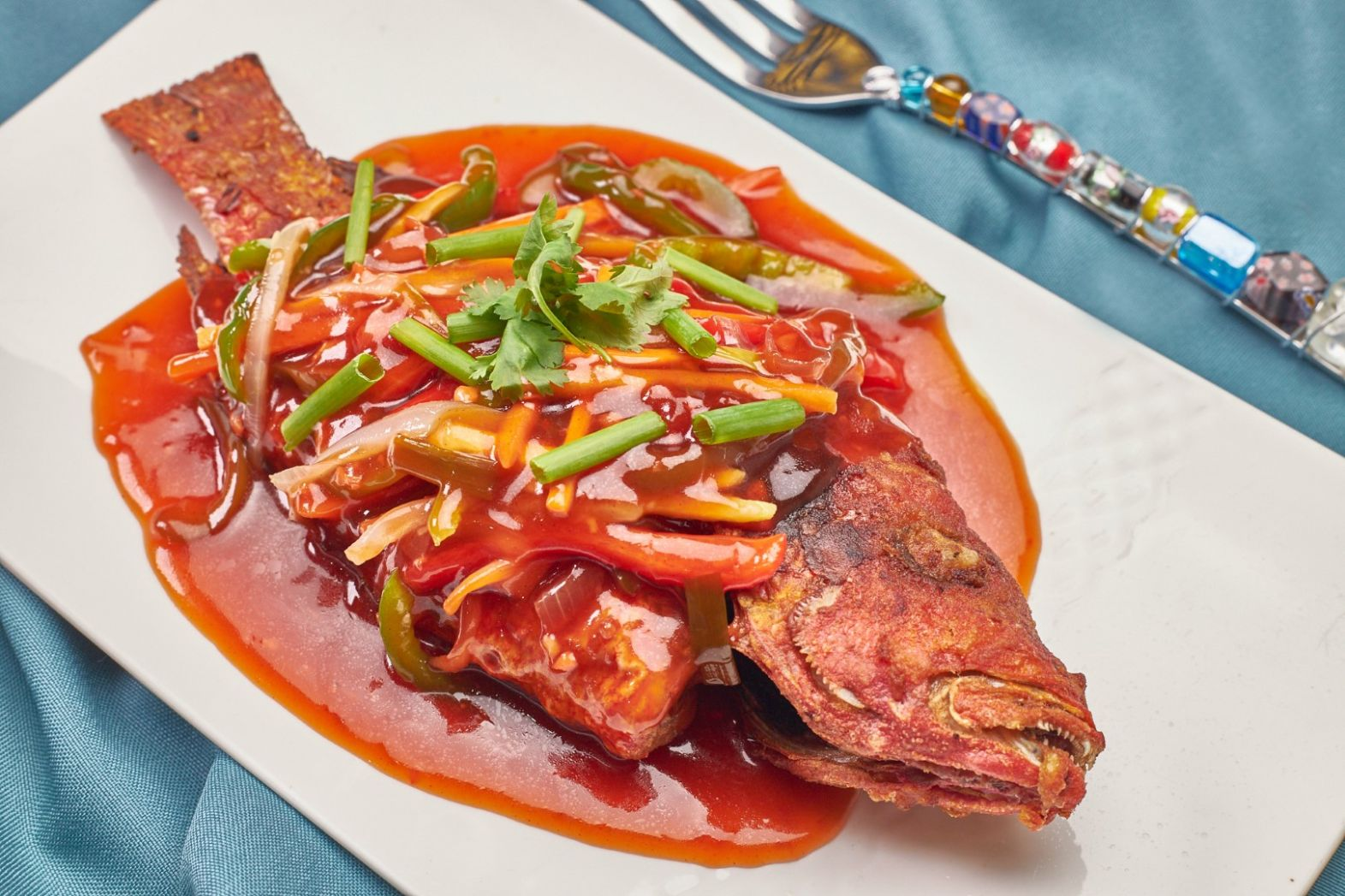 Fish Escabeche - Recipe Fish Escabeche