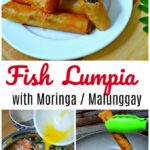 Fish Lumpia (Tulingan) with Malunggay – Yummy Recipes