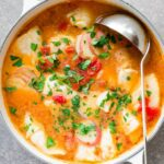 Fish Stew With Ginger And Tomatoes – Recipe Fish Broth