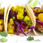 Fish Tacos With Mango Salsa – Recipe Fish With Mango Salsa