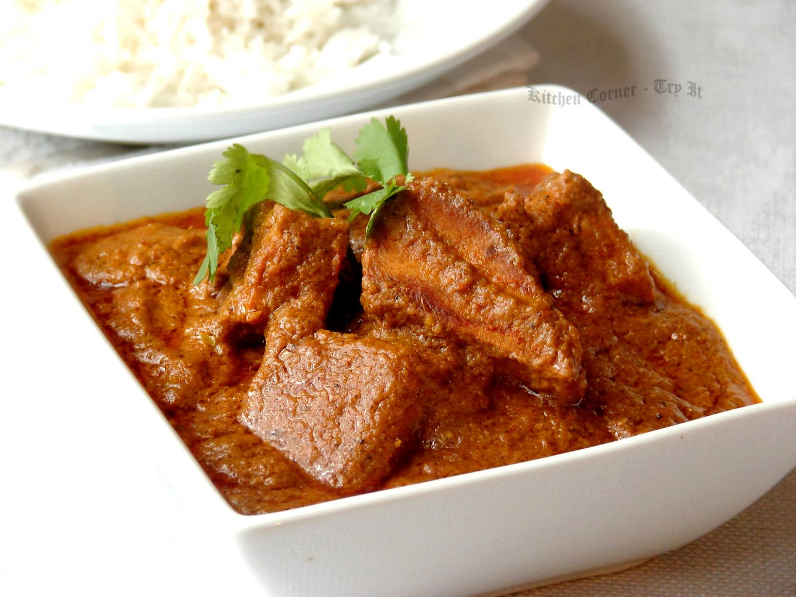 Fish Vindaloo - Recipe Fish Vindaloo