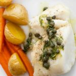 Fish With Lemon Caper Sauce – Recipe Fish With Capers